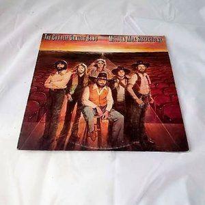 Charlie Daniels Band Million Mile Reflections LP